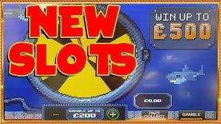 • NEW SLOTS • Diamond Geezer, Reels of Sheba, Sizzling Wilds