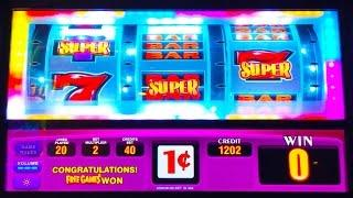 2x3x4x5x Super Times Pay slot machine, DBG
