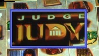 Judge Judy Slots - Review of IGTs Judge Judy Slot Machines