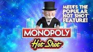 Monopoly Hot Shot