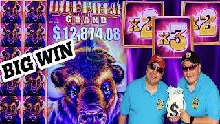 BUFFALO GRAND SLOT⋆ Slots ⋆BIG WINS⋆ Slots ⋆EXCITING! BONUSES WITH RETRIGGER!⋆ Slots ⋆LAS VEGAS BABY