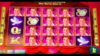 TOUCH of MAGIC ~ Mega Vault ~ TIMBER WOLF slot machine bonuses and live play