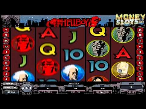 Hellboy Video Slots Review | MoneySlots.net
