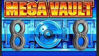 Finally Got a BONUS on MEGA VAULT & PERFECT 8!  Slots/Pokies