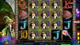 Merlin Millions Slot (Nextgen Gaming) - Maingame Big Win