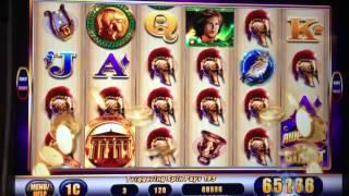 Diamonds of athens slot machine