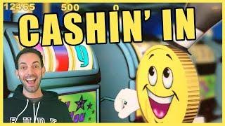 •LIVE PLAY • CA$HING IN • Palm Springs Casino • • Slot Machine Pokies w Brian Christopher