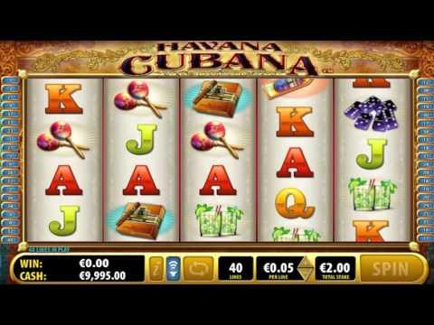 Havana Cubana Slot Machine by Bally - Play Online for Free