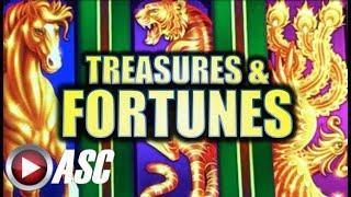 •TREASURES & FORTUNES• NEW! SHEN FORTUNES (IT), 5 TREASURES & TREE OF WEALTH Slot Machine Bonus