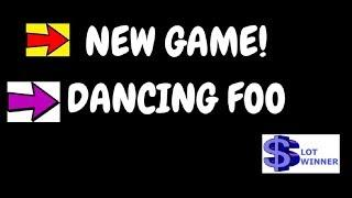 NEW GAME! DANCING FOO!!! Yes this is the name of the Game!