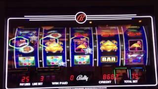 Cash Cruise Wild Sweep Bonus and Live Play
