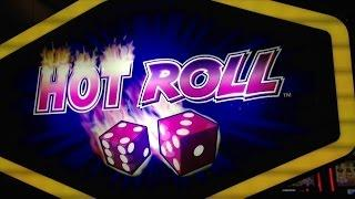 Hot Roll Slot 3 Bonuses Nice Win- IGT