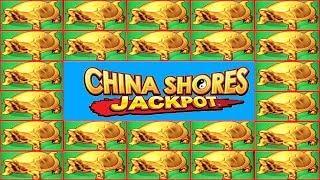 • MEGA DOUBLE JACKPOT • CHINA SHORES VS MONEY BLAST • HIGH LIMIT SLOTS