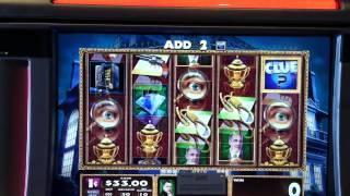 Clue Slot Macine Bonus - Time to Add Wilds