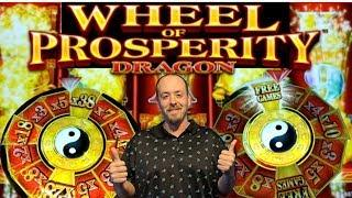 First Look! (WHEEL OF PROSPERITY DRAGON) So many BONUSES! (VERY ACTIVE)