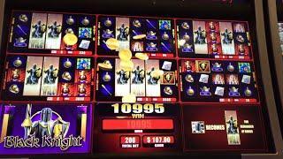 Hot Hot 8 Black Knight Bonus