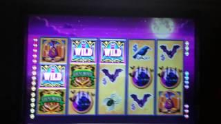 Count Money Slot Machine Bonus - Mystery Wilds