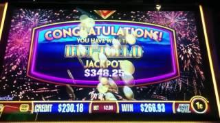 BIG WIN - Wonder 4 Jackpots Slot Machine  - Buffalo Jackpot