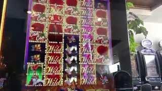 HUGE SUPER Big WIN CAN CAN De Paris High Kick bonus Slot Machine MAX BET