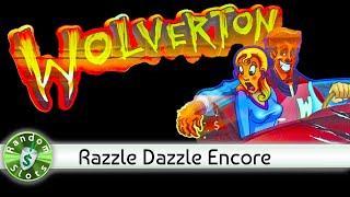 Wolverton slot machine, Encore Bonus