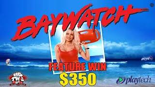 Baywatch Online Slot from Playtech