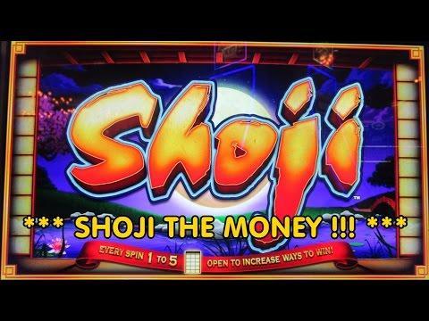 WMS - Shoji  *** My First Play ***