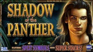 Max bet on $1 Shadow of a Panther