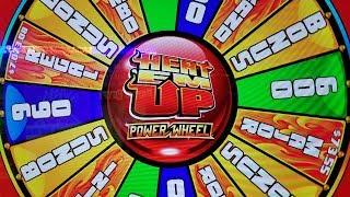 BIG WINS & NON-STOP BONUSES!  HEAT 'EM UP + CLINKO + FATE OF THE 8 POWER WHEEL SLOT POKIE - PECHANGA