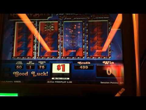 Candy Bars LIVE PLAY $75 bet progressive win