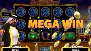 Barcrest Sheik Yer Money Video Slot Game Play