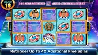 THE LOVE BOAT™ Slot Machines By WMS Gaming