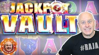 •Bonus Round Free Game WIN$! •Jackpot Vault High Limit! | The Big Jackpot