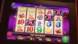 Slot traveling around Europe Part 2 -  Miss Kitty Aristocrat