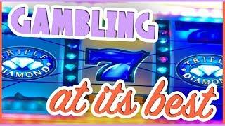 • HIGH LIMIT Gambling at its BEST • Slot Machine Pokies w Brian Christopher