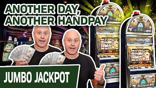 ⋆ Slots ⋆ Another Day, ANOTHER HANDPAY ⋆ Slots ⋆ JACKPOT Playing Silver Dollar Shootout