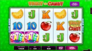 Fruits vs Candy • - Onlinecasinos.Best