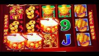 DANCING DRUMS • CHOI COIN DOA •  DIAMONDS & DEVILS • 5 FROGS AND MORE SLOT MACHINE BIG WINS!