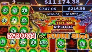 ⋆ Slots ⋆I'M SO LUCKY ON THE NEWER GAMES !⋆ Slots ⋆50 FRIDAY 175⋆ Slots ⋆HONEY BUCK$/CA$H XTREME RISING DUAL DRAGONS Slot⋆ Slots ⋆栗