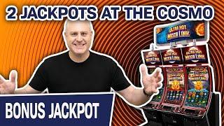 ⋆ Slots ⋆ TWO Jackpots at Cosmo Las Vegas! ⋆ Slots ⋆ Ultra Hot Mega Link: Elephant MAX BETTING