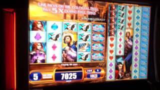 Van Helsing slot bonus Max Bet