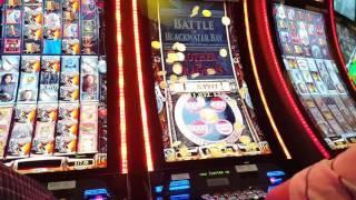 Handpay on Game of Thrones Slot Machine