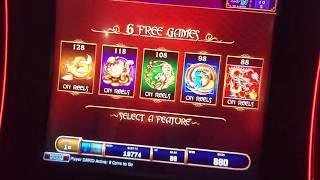 5 TREASURES BIG BONUS WIN on 88 CENTS! I NEED to MAX BET! Sizzling Slot Jackpots CASINO Videos