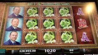 Black Widow Bonus Round at $300 a pull Cosmo Las Vegas