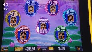 Fortune King Gold Slot Machine  Bonuses Win ! NICE GAME | Max Bet Live Play