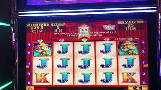 MUST SEE • HIGH LIMIT BONUS • Konami Machine • Sizzling Slot Jackpots Casino BIG WIN Videos