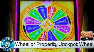 Wheel of Prosperity Dragon Slot Machine Jackpot Wheel