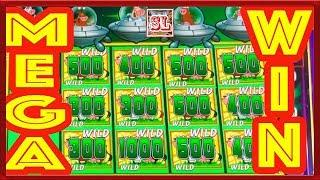 ** MEGA WIN ** INVADERS n others ** SLOT LOVER **