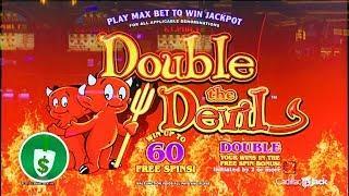 Double the Devil Class II slot machine, bonus