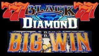 BIG WIN on BLACK DIAMOND Slot Machine * Lucky Pig * Hot Hot Tamales - Atlantis Casino, Reno