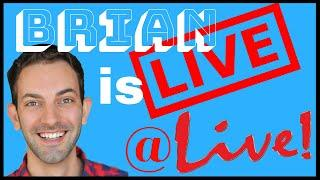 • Brian is LIVE at LIVE•Casino and Hotel in Maryland! • Brian Christopher Slots